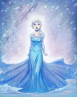 Elsa by rice-claire