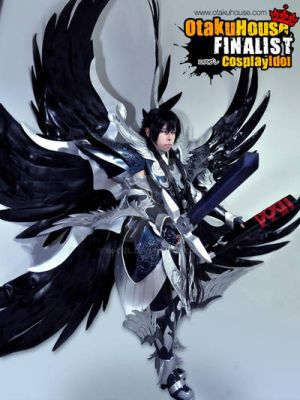 The Lost Canvas: Hades Myth Cloth by in-ciel