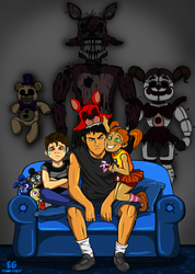 THE FAMILY - FNAF by Edgar-Games