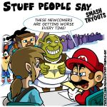 Stuff People say 327 by FlintofMother3