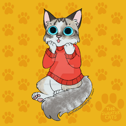 thesweatercats - Cookie by colormymemory