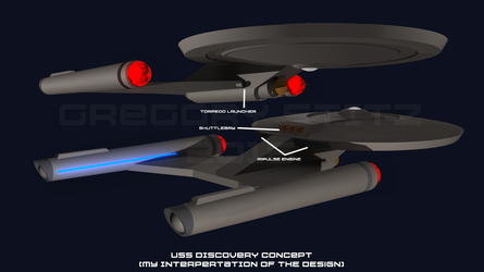 My Discovery Concept 002 by GregStitz