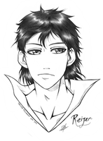 MAO: Reijer by BurningArtist