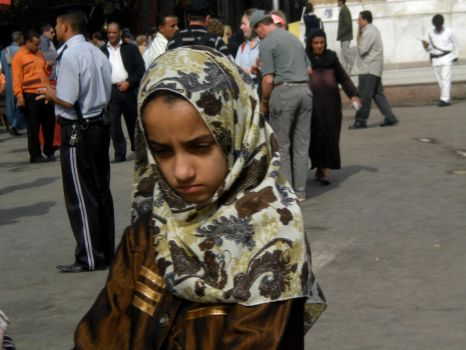 just a girl by Hashem7