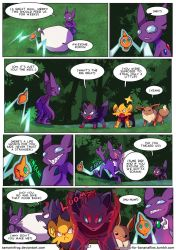Many Happy Returns - Page 17 by TamarinFrog