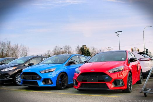 Focus RS Final Editions by SeanTheCarSpotter