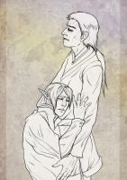 Solace to son by Lysandr-a