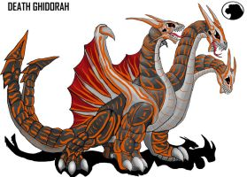 G.A: Death Ghidorah by Blabyloo229