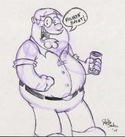 Peter Griffin by dustindemon