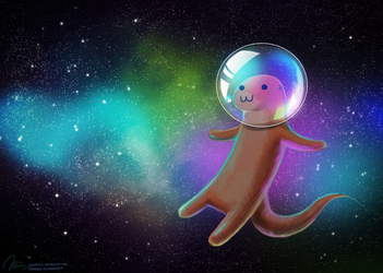 Otter Space by arseniic