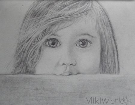 Innocence by MikiWorld
