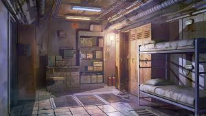 Bunker by arsenixc
