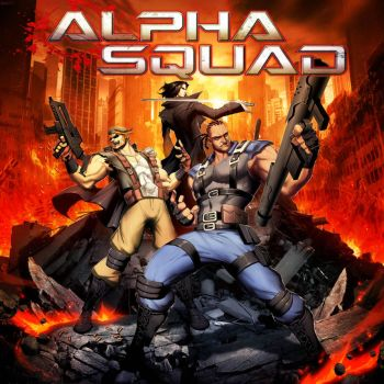 Alpha Squad by GENZOMAN