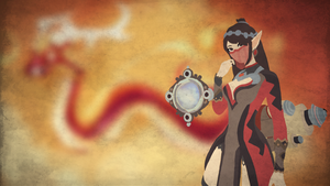 Snapdragon Ying Wallpaper From Paladins by Dralec-celarD