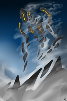 Winds Of The Forlorn Ruins  by TimeLordJikan