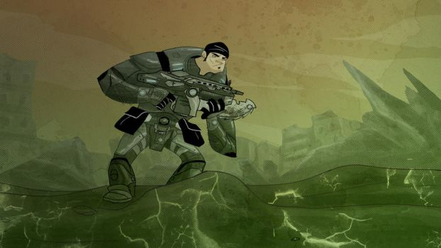The War Of Gears by smackmysterio619