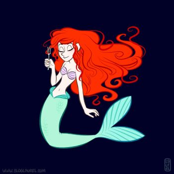 Ariel. by bloglaurel