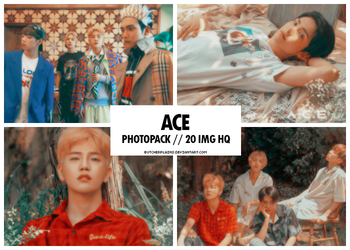 A.C.E - photopack #03 by butcherplains