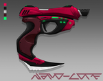 Pistol Weapon Adopt Auction (closed) by Nano-Core