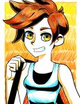 Tracer by dreamwatcher7