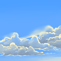 Cloud Diary by SilentSeraphim