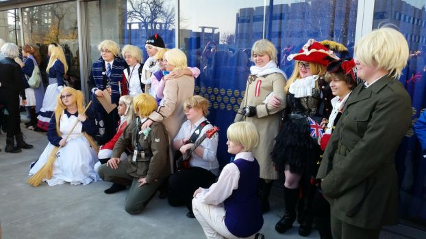 second day at Sac-Hetalia meetup-RusEng by ArthurJones93