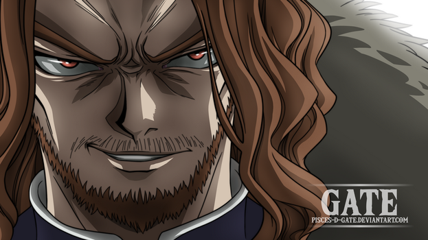 Fairy Tail 495 - Gildarts Clive by Pisces-D-Gate