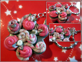 Key Chain Trade Hasentraene by Contugeo