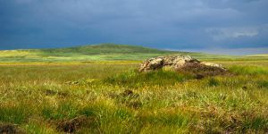 Garron Plateau VII by younghappy