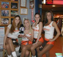 Monster With Hooters Girls by angelacapel