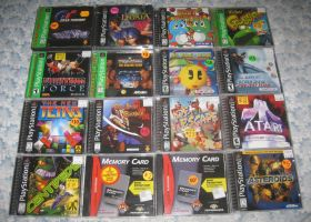 PS1 Collection - Part 3 by T95Master