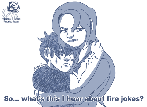 BH6: Mama Phoenix by Aileen-Rose