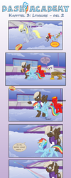 Norwegian - Dash Academy 3 Lynkurs Part 2 by TheHallOfMall