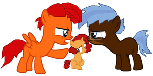 Golden Fox and AnY sing If I Didn't Have You by LovestruckDart