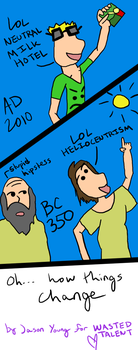Hipsters by asinine-axioms