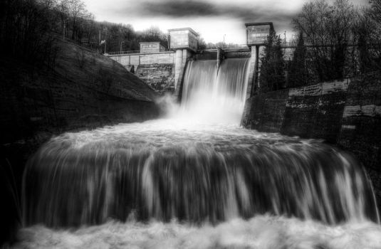 Under the dam by ivica-r