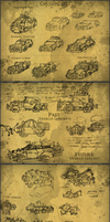 UO - Vehicle Concepts by JRTribe