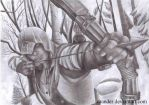 Connor Kenway - Assassin's Creed 3 by Orander
