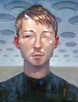 Waiting for the Mothership by jasinski