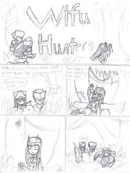Wifu Hunters (with Heavy and Rig) part 1 by heavy147