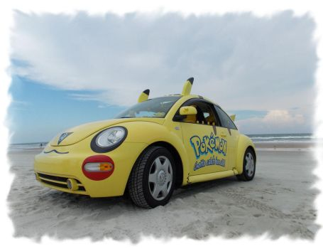 Greetings from Daytona by pikabellechu