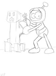 How Creepers are Made wip by Phycosmiley