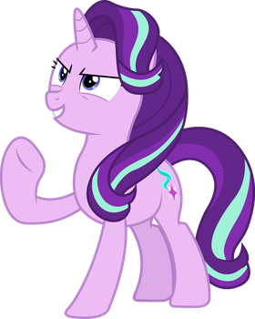 [Vector] Starlight Glimmer #6 by PaganMuffin
