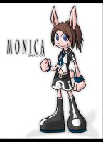 Monica by cjcat2266