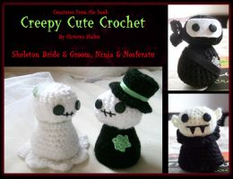 Creepy Crochet by DaisyBisley