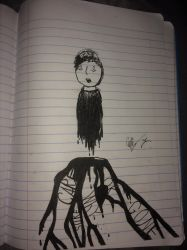 Dripping Kid Drawing by 00mastic00