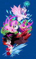 The genealogy of Crystal Empire by Thurder2020