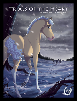 Trials of the Heart: Issue 2 Cover by Wild-Hearts