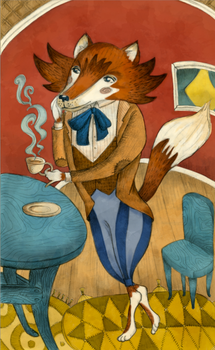 Mr. Fox by limeytwist