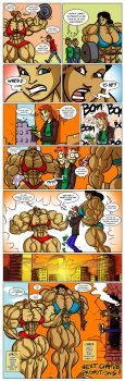 Growth drive comic page 7 by Ritualist